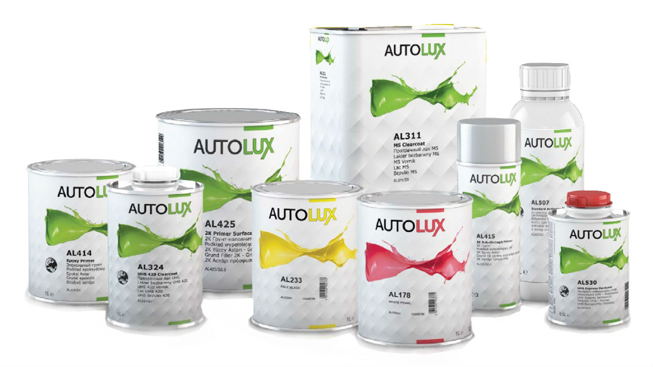 Система подбора красок AUTOLUX PPG