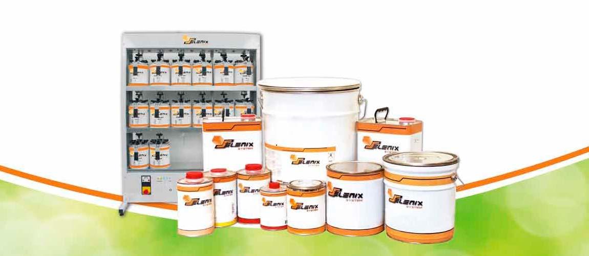 Фарбувальна система Selemix від PPG